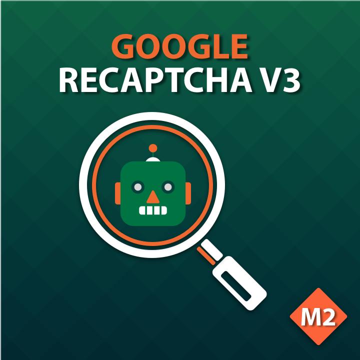 Google reCAPTCHA v3 for Magento 2
