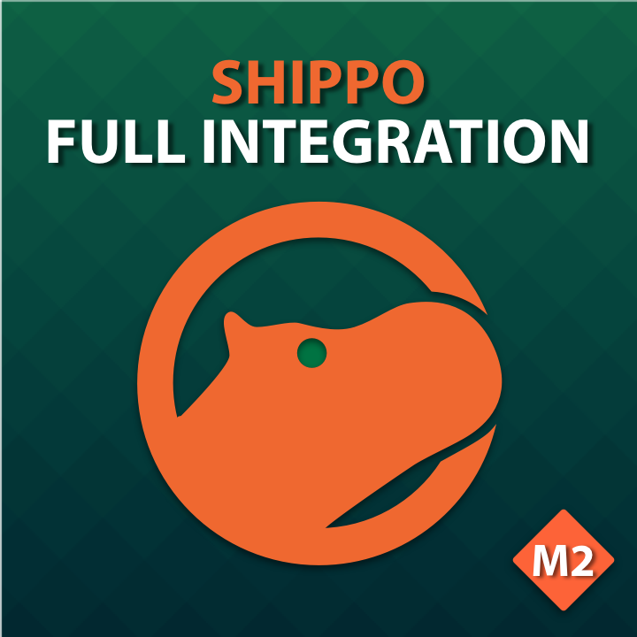 Shippo Full Integration for Magento 2