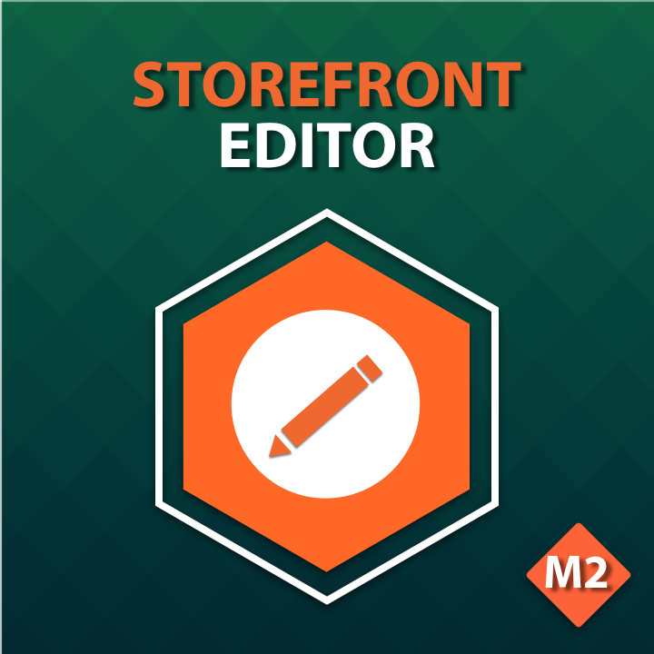 Storefront Editor for Magento 2