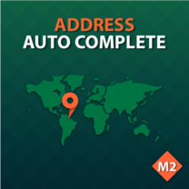 Address Auto Complete for Magento 2