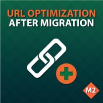 URL Optimization after Migration for Magento 2