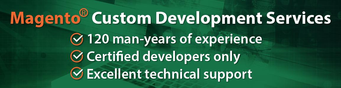 Magento® Custom Development Services
